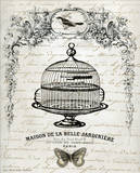 French Birdcage I