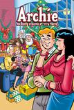 "Archie Comics Cover: Archie No602 Archie Marries Veronica: ""It's Twins"""