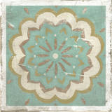 Embellished Rustic Tiles I