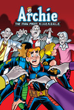 Archie Comics Cover: Archie No612 The Man From RIVERDALE Part 3