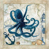 Nautical Octopus