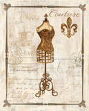 Paris Dress Form