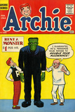 Archie Comics Retro: Archie Comic Book Cover No125 (Aged)