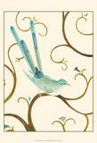 Avian Arabesque I