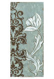 Floral and Damask II
