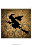 Witch & Damask