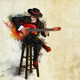 Flamenco del Fuego II