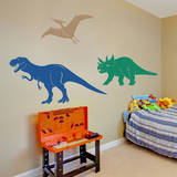 Medium Dinosaurs (Set of 3)