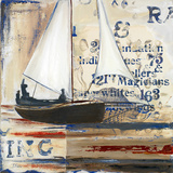 Blue Sailing Race I