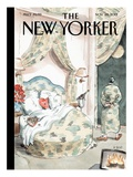 The New Yorker Cover - November 26  2012