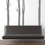 Woodland Trees (x4)
