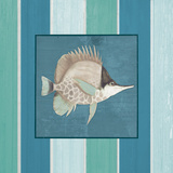 Fish on Stripes II