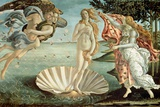 The Birth of Venus  c1485