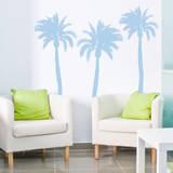 Palm Trees (x3)
