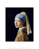 Girl with a Pearl Earring  ca 1665