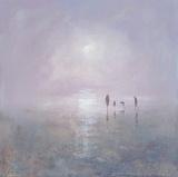Moonlit Glow Giclée par Michael J. Sanders