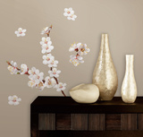 Dogwood Branch Peel & Stick Wall Decals