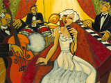 Jazz Diva Blanche
