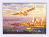 Southern Airlines - Fly to The Sun