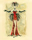 Lady Burlesque I