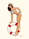 Captain Pin-up