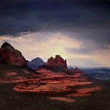 Storm Clouds over Sedona