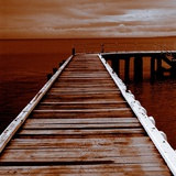 A Jetty over Water