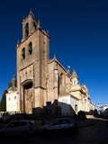 Santiago Church  Town of Utrera  Province of Seville  Spain