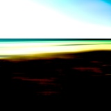 Abstract View of the Australian Coast