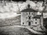 Rocca Calascio Papier Photo par Andrea Costantini