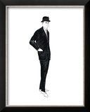 Male Fashion Figure  c1960