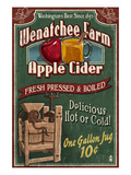 Wenatchee  Washington - Apple Cider
