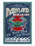 Blue Crabs - Kent Island  Maryland