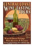 Central Coast  California - Wine Tasting