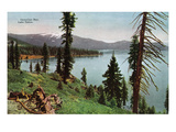 Lake Tahoe  California - Carnelian Bay Scene