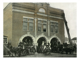 Waterloo  Iowa - Fire Station Exterior Photograph