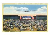 Long Beach  California - Douglas Aircraft Corp New Black-Out Plant