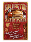 Burlington  Vermont - Maple Syrup