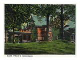 Hartford  Connecticut - Mark Twain's House