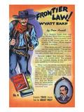 Frontier Law  Wyatt Earp Storiette