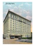Montreal  Quebec - Ritz-Carlton Hotel Exterior
