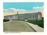 Atlanta  Georgia - US Penitentiary Exterior