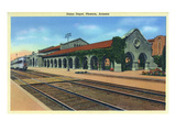 Phoenix  Arizona - Union Depot Exterior View