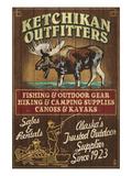 Ketchikan Outfitters Moose - Ketchikan  Alaska