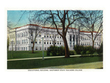 Springfield  Missouri - Southwest State Teacher's College Educational Bldg
