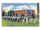 Boys Town  Nebraska - Father Flanagan&#39;s Boys&#39; Home Marching Band