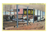Chautauqua  New York - Amphitheatre Interior View
