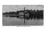 Florida - Riverboat on St John's River