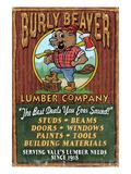 Vale  Oregon - Burley Beaver Lumber Company
