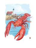 Lobster - Red